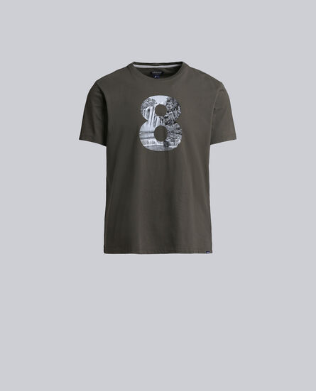 Outdoor Numbers Tee