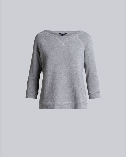 W'S Light Fleece Crew Neck
