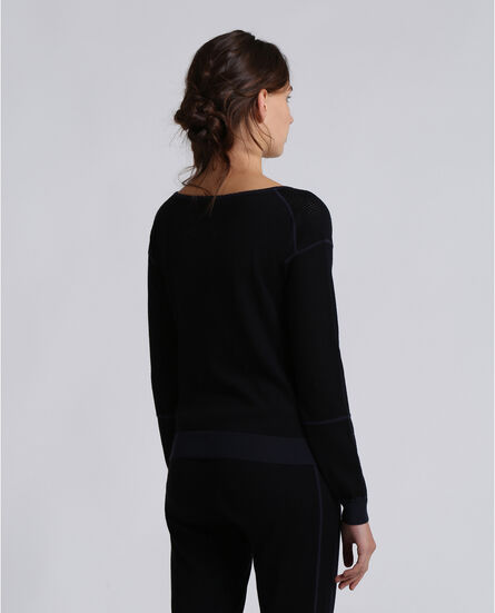 W'S Luxury Knit Sweater