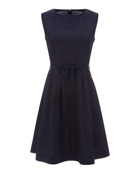 W'S Pocket Dress, NIGHT SKY, hi-res