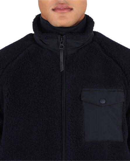 Merino Wool Bomber