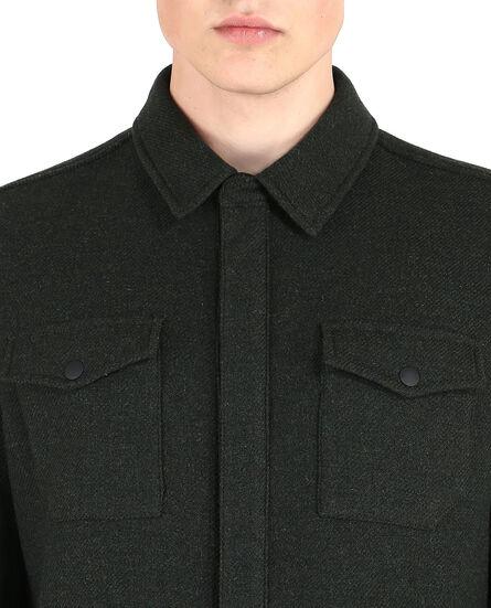 Wool Pile Shirt