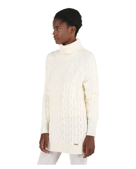 W'S Merino Turtle Neck