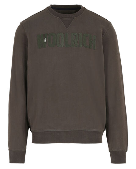 Brushed Crew Neck
