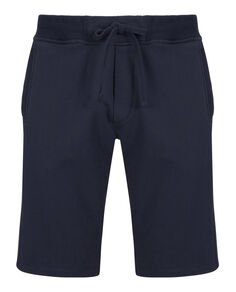 Basic Fleece Short, DARK NAVY B, hi-res