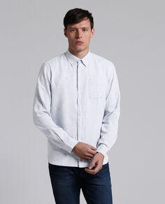 Oxford Linen Shirt