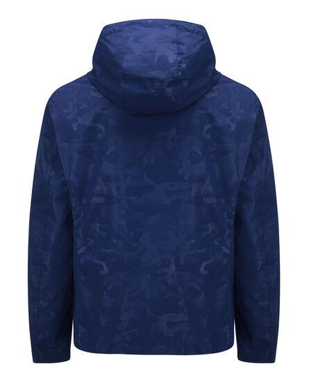 Camou Rudder Jkt, TWILIGHT BLUE, hi-res