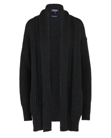 W'S Wool Camel Cardigan