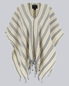 W'S Striped Cape