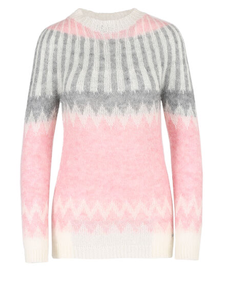 W'S Light Mohair Sweater