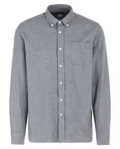 Button Down Flannel Shirt, 1781, hi-res
