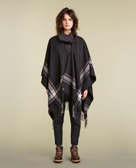 Blanket Cape Look