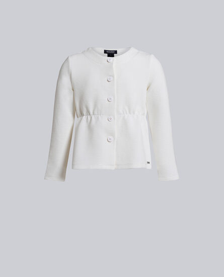 G'S Ottoman Fleece Jacket