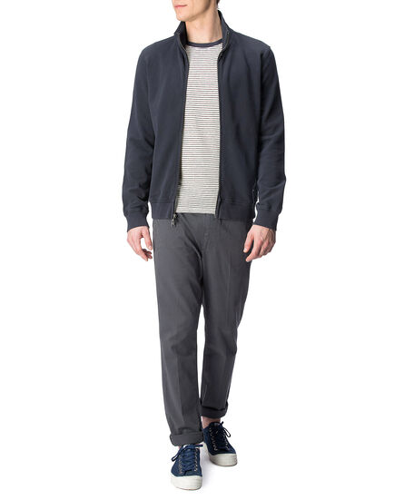 Stretch Twill Comfort Pant, FORGED IRON, hi-res