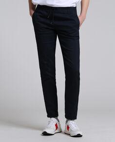 W'S Comfort Linen Pant