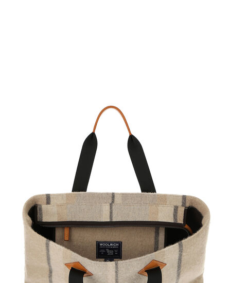 W'S Wool Tote Bag