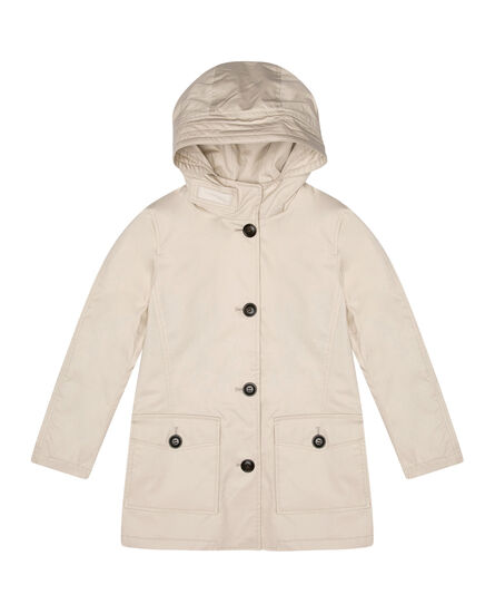 G'S Summer Parka Hc, WHITECAPE BEIGE, hi-res
