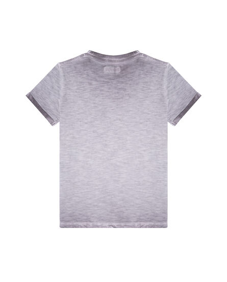 B'S Frosted Tee, IRON GREY B, hi-res