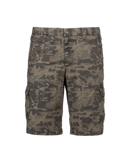 Camou Cargo Short, FISHING GREEN, hi-res
