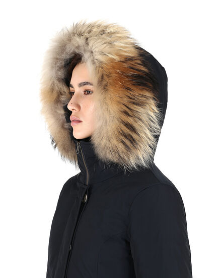 W'S Luxury Long Parka