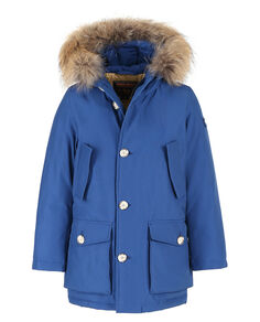B'S Parka Detachable Fur, RBL, hi-res