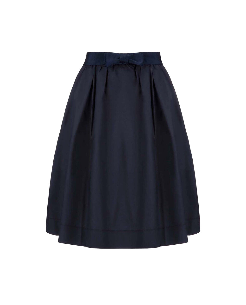 W'S Popeline Skirt, NIGHT SKY, hi-res