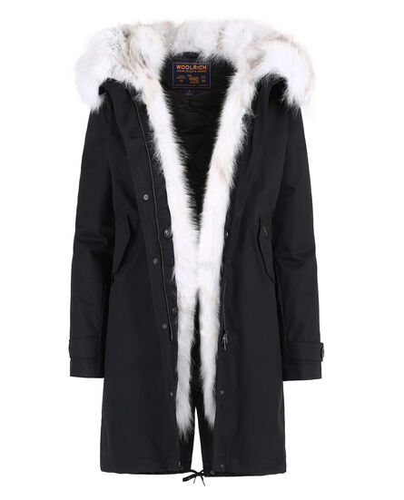 W'S Literary Fox Parka