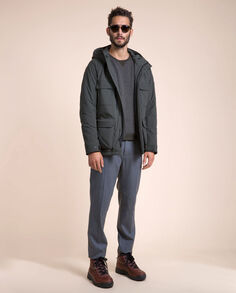 Stretch Mountain Jacket Look