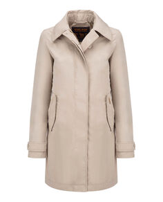 W'S Charlotte Coat, WHITE PEPPER, hi-res