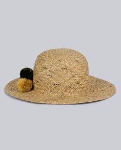 W'S Round Summer Hat