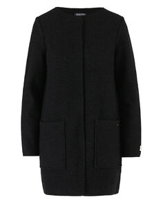 W'S Felted  Wool Coat