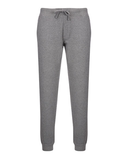 Cuffed Pant, MEDIUM GREY MEL, hi-res