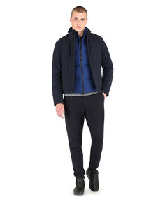 Stretch Track Jkt, CLASSIC NAVY, hi-res