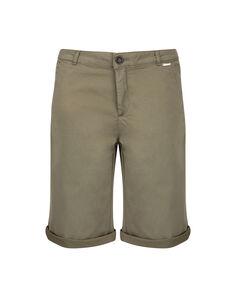 W'S Stretch Satin Shorts, APRIL WIND, hi-res