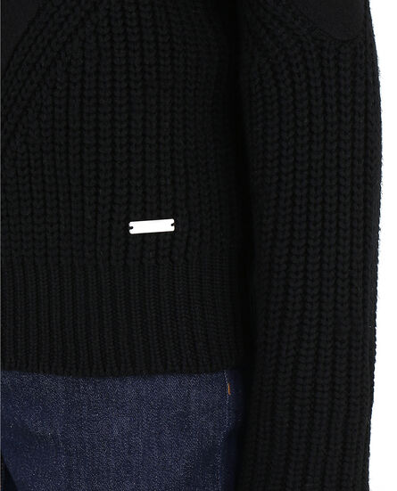W'S Felted Merino Sweater