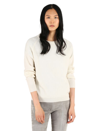 W'S Cashmere Stitches Sweater