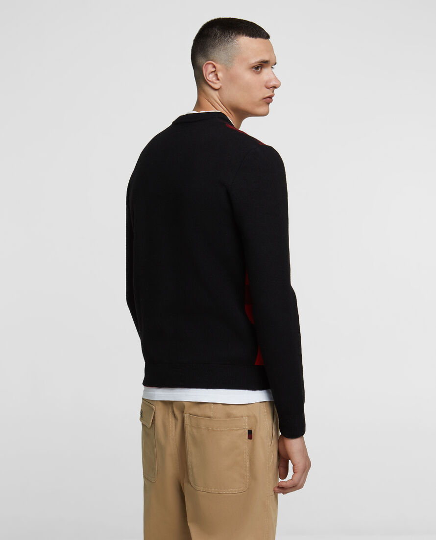 Buffalo Merino Crew Neck