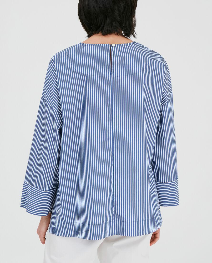 W'S Spring Popeline Shirt