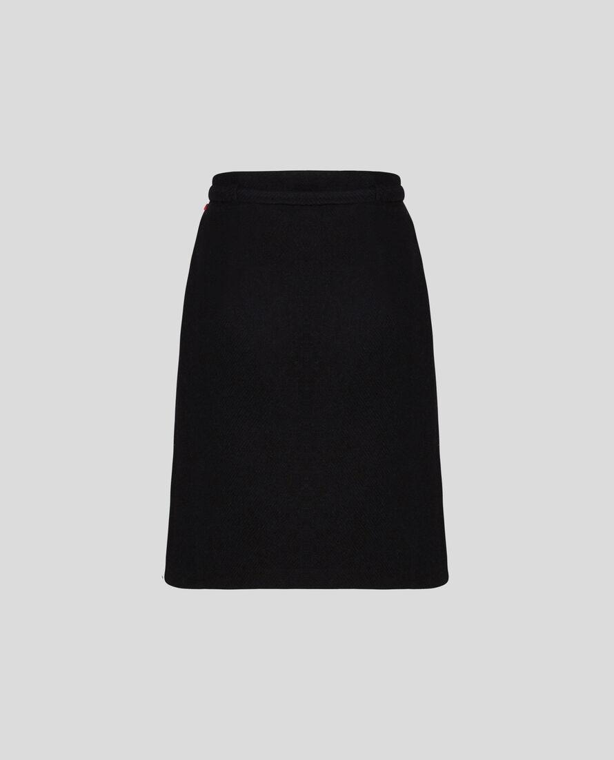 W'S Blanket Skirt