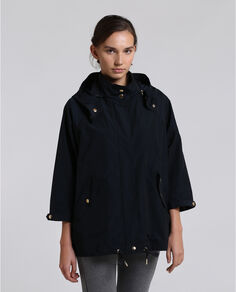 W'S Anorak, MIDNIGHT BLUE, hi-res