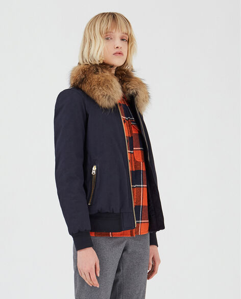 W'S Silverdale Embr Bomber