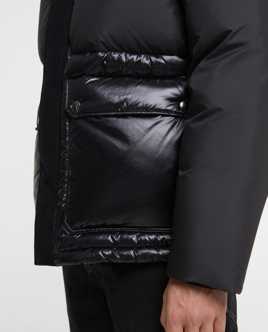 Intarsia Mountain Jacket