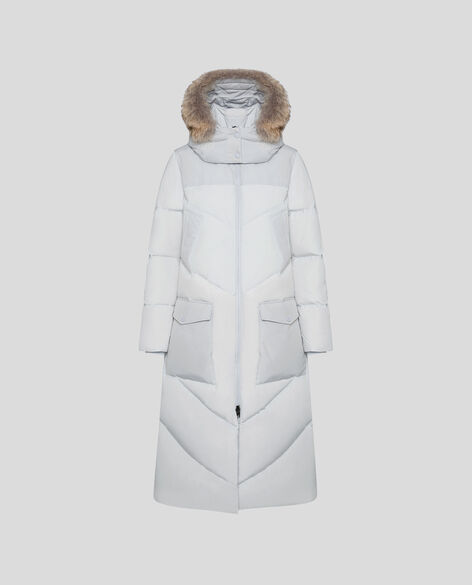 W'S Logo Long Parka