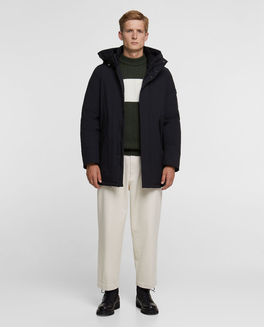 Stretch Mountain Parka