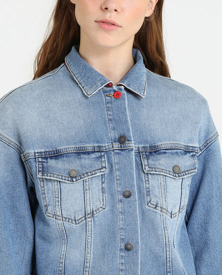 W'S American Denim Jacket