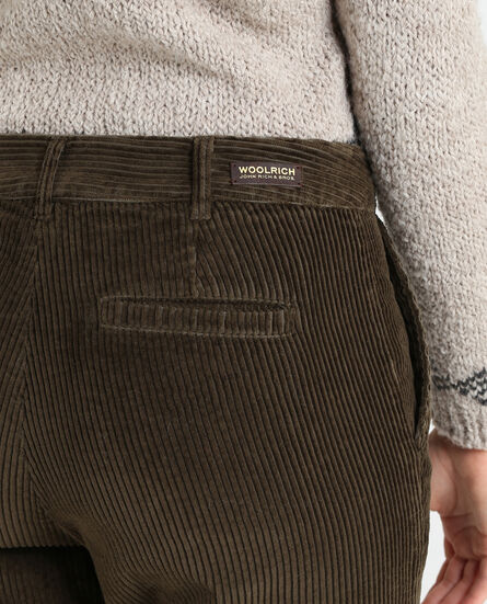 W'S Wide Corduroy Pant