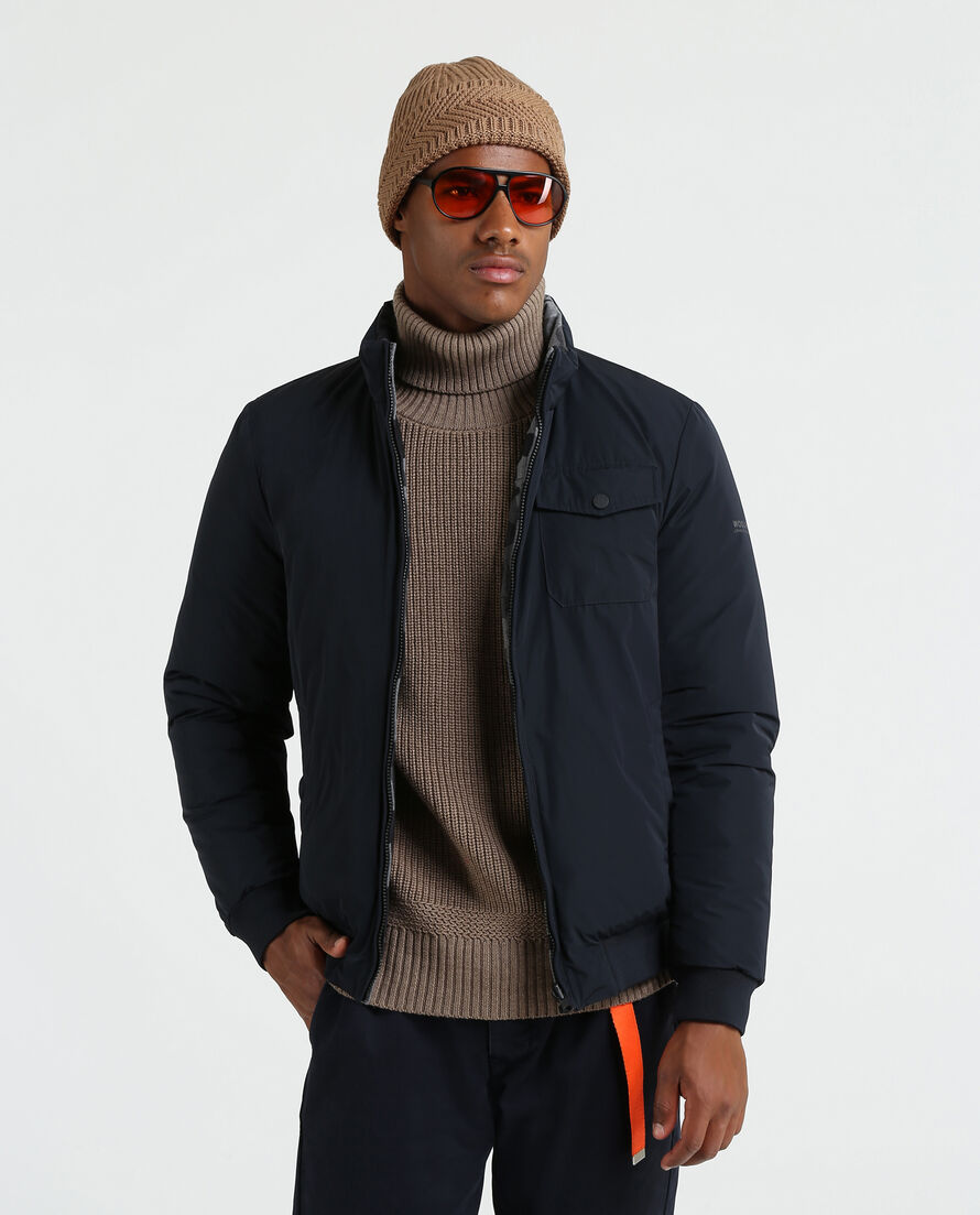 Reversible Camou Bomber