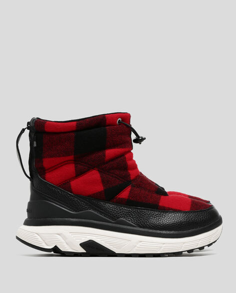 W'S Wool Check Arctic Boot