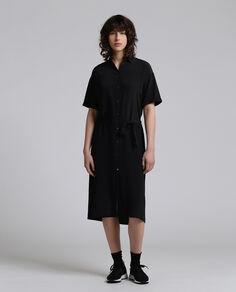 W'S Silk Jersey Dress