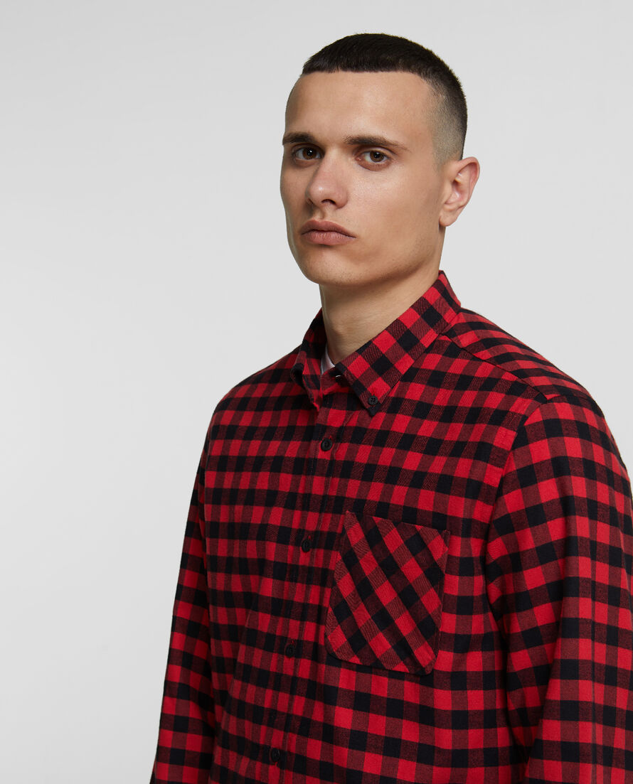 Traditional Check Shirt